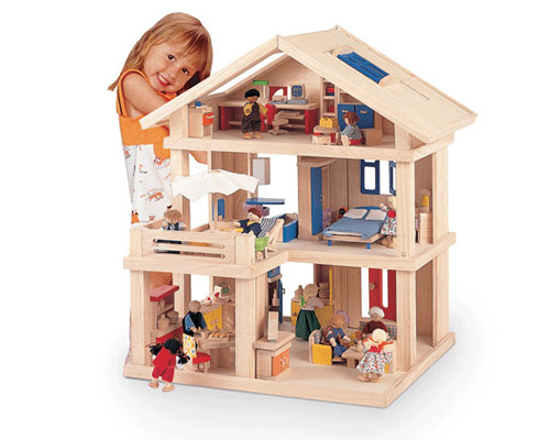 wood doll house plans